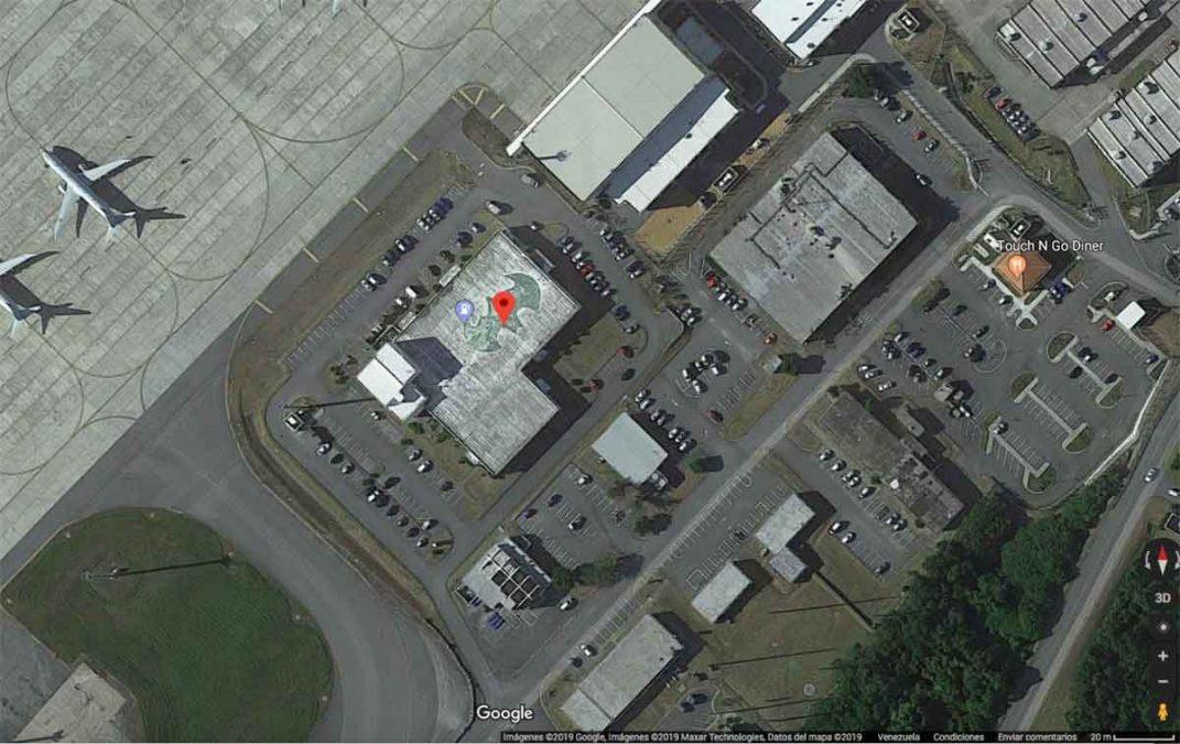 ¿La Baticueva gracias a Google Maps? 'Santos satélites¡ 1