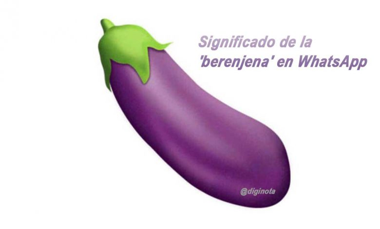 Photo of El  significado de la 'berenjena' en WhatsApp