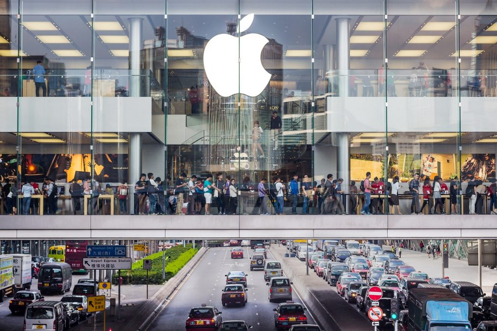 Apple store tienda