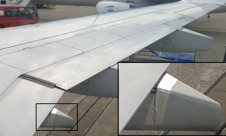 Photo of ¿Es correcto que los aviones usen cinta adhesiva?