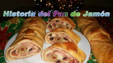 Photo of La verdadera del historia pan de jamón