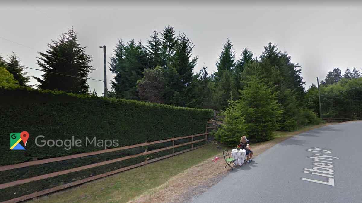Extraño ser encontrado en Google Maps se vuelve viral 1