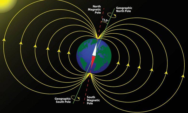 Photo of El polo magnético del norte de la Tierra se mueve hacia Rusia
