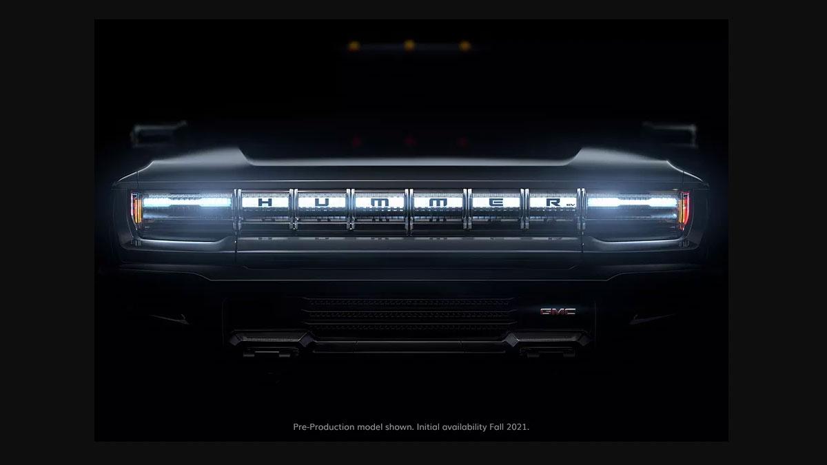El Hummer esta resucitando y regresa como un motor eléctrico de 1,000 caballos de fuerza. 1