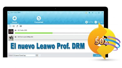 Photo of El nuevo Leawo Prof. DRM,anteriormente TunesCopy Ultimate