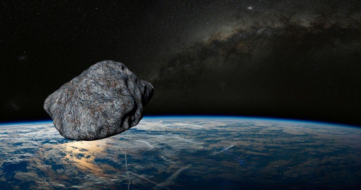 Advertencia: la NASA sigue de cerca un asteroide podría terminar con la civilización si golpeara la tierra. 1