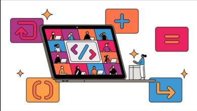 Photo of Apple lanza un curso gratuito de codificación en línea para maestros