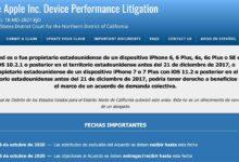 Photo of Cómo solicitar a Apple el pago que debe hacer a los dueños de iPhone 6, 7 y SE #batterygate