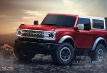 Photo of Hoy sale a la Luz, El Nuevo Ford Bronco 2021