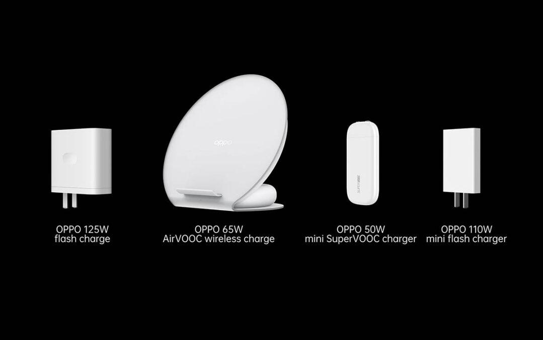 OPPO presenta una tecnología que permite cargar por completo un teléfono en 20 minutos 5