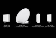 Photo of OPPO presenta una tecnología que permite cargar por completo un teléfono en 20 minutos