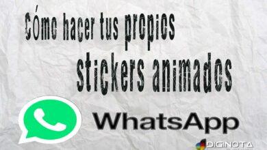 Photo of Cómo hacer tus propios Stickers animados de WhatsApp