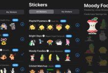 Photo of WhatsApp lanza Stickers animados para todos los usuarios: cómo usarlos