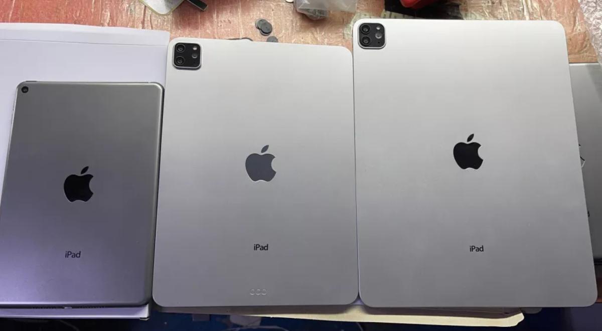 El nuevo iPad Pro 2021, La escasez de pantallas mini-LED podría hacer sea difícil de conseguir 5