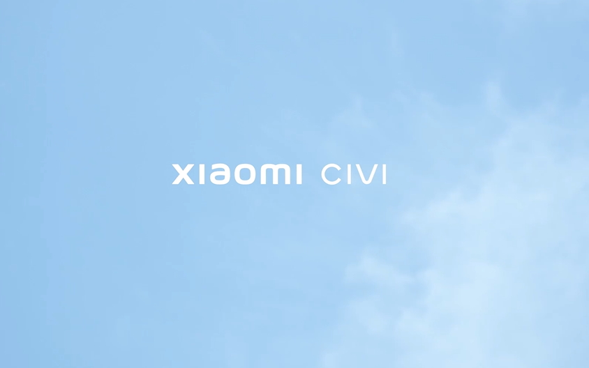 Xiaomi mostrara su línea de celulares llamada ¡Civi¡