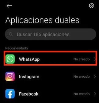 ¿Cómo tener dos cuentas de WhatsApp en Xiaomi? 4