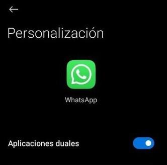 ¿Cómo tener dos cuentas de WhatsApp en Xiaomi? 5